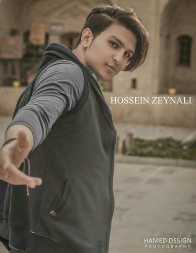 عکس های جدید مهراب-حسین زینالی