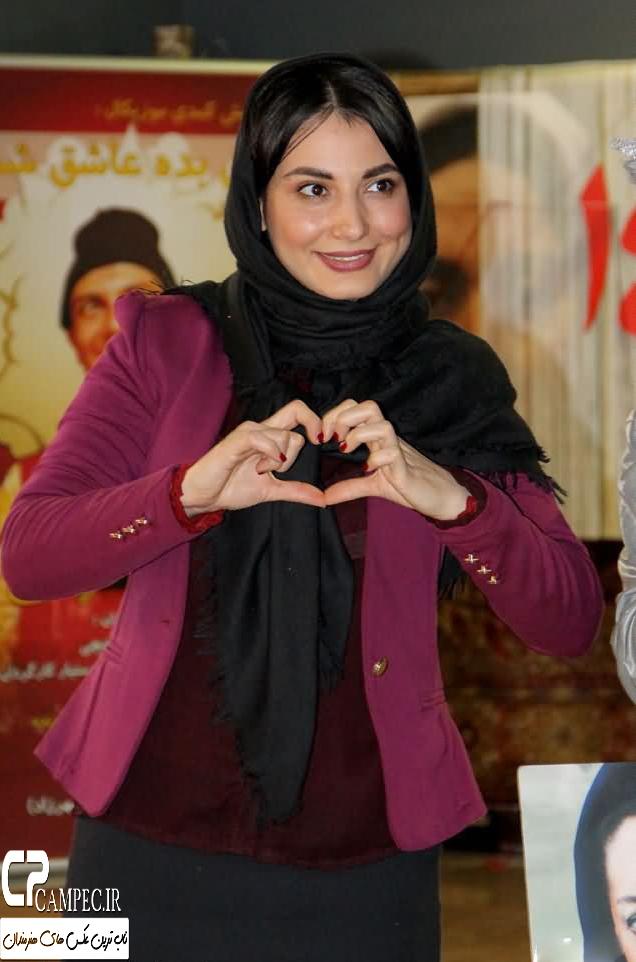 عکسهای جدید سمیرا حسن پور در خرداد 94