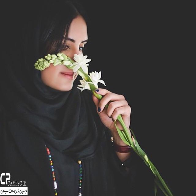 عکسهای جدید الناز شاکردوست در خرداد 94